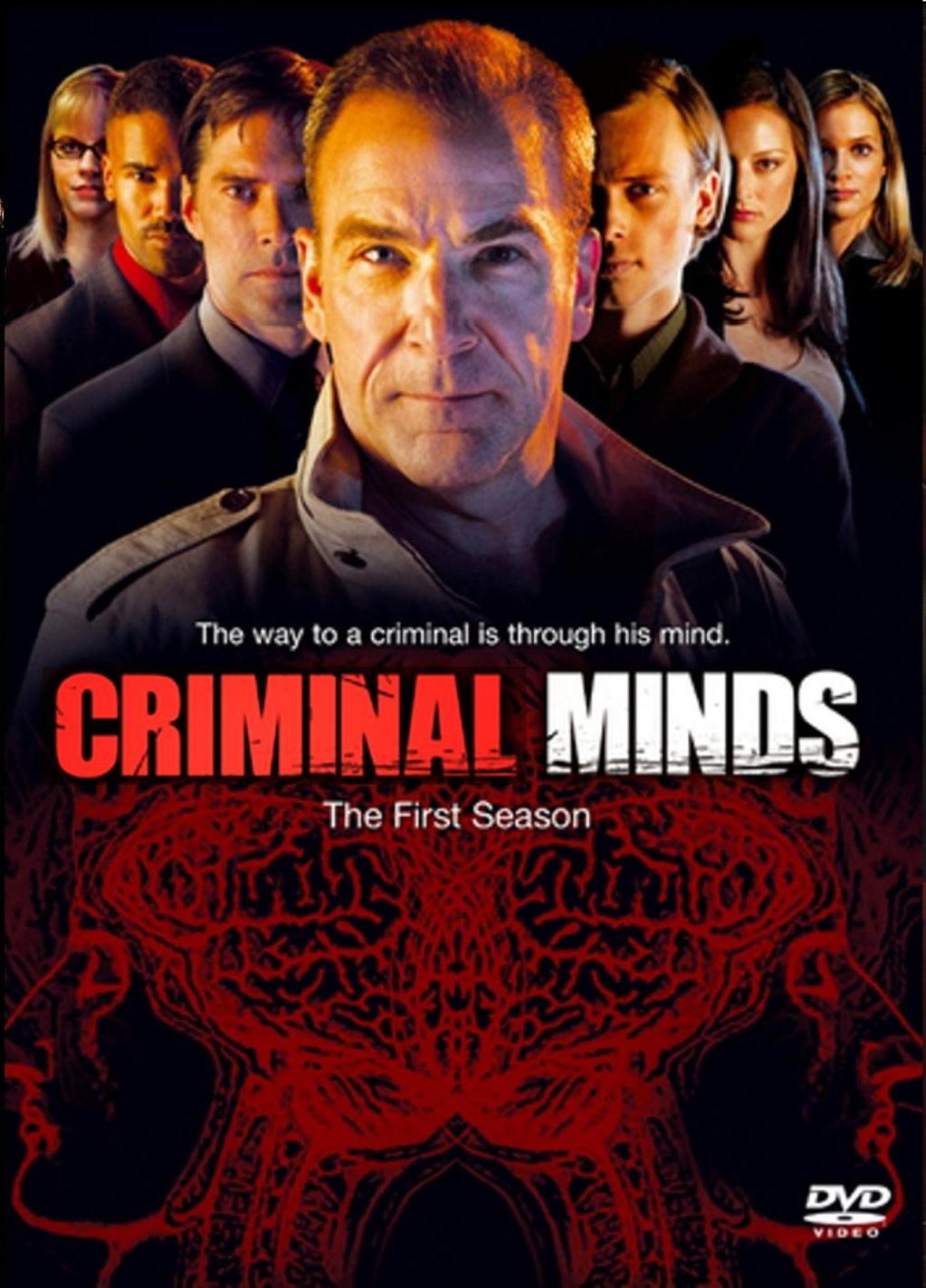 Download - Criminal Minds 2° Temporada Completa WEB-DL 480p Dual Audio
