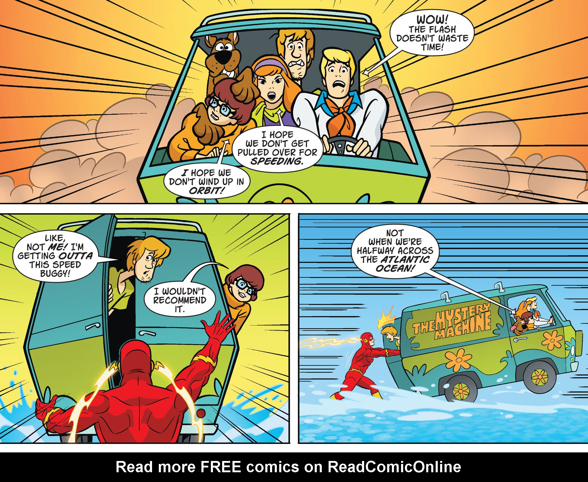 Read online Scooby-Doo! Team-Up comic -  Issue #29 - 10