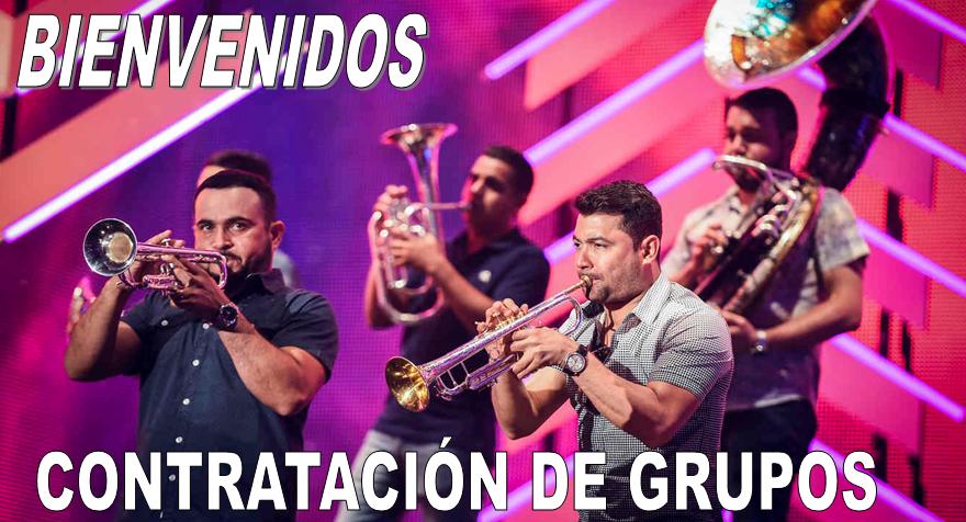 CONTRATACIÓN DE GRUPOS