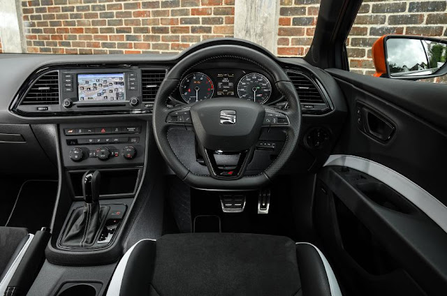 2015 Seat Leon SC Cupra 280 Sub8 UK