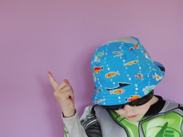 Sombrero Oliver+S chico