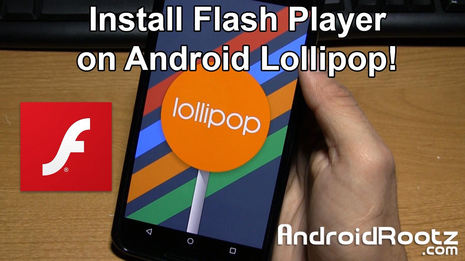 Скачать Flash Player На Android