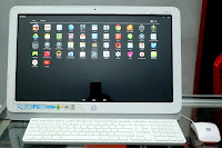 Jual All In One PC HP Slate 21 Bekas