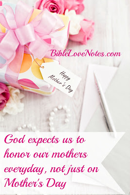 Honor Parents, Honor God, Fifth Commandment