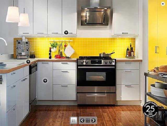 gambar desain ruang dapur