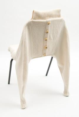 claire anne o'brien kntted furniture