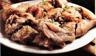 Resep Ayam Saus Jahe yang enak