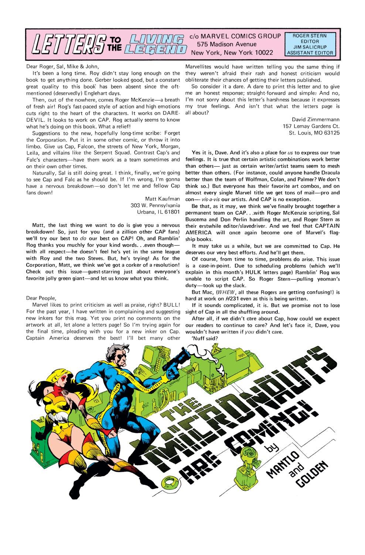 Captain America (1968) Issue #230 #144 - English 19