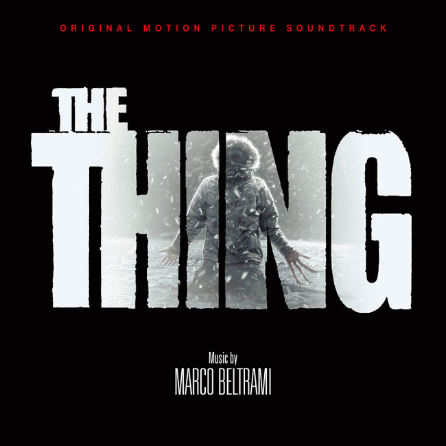 Marco Beltrami – The Thing. Varése Sabarande, 2011. - Alquimia Sonora