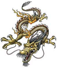 japanese tattoos dragons