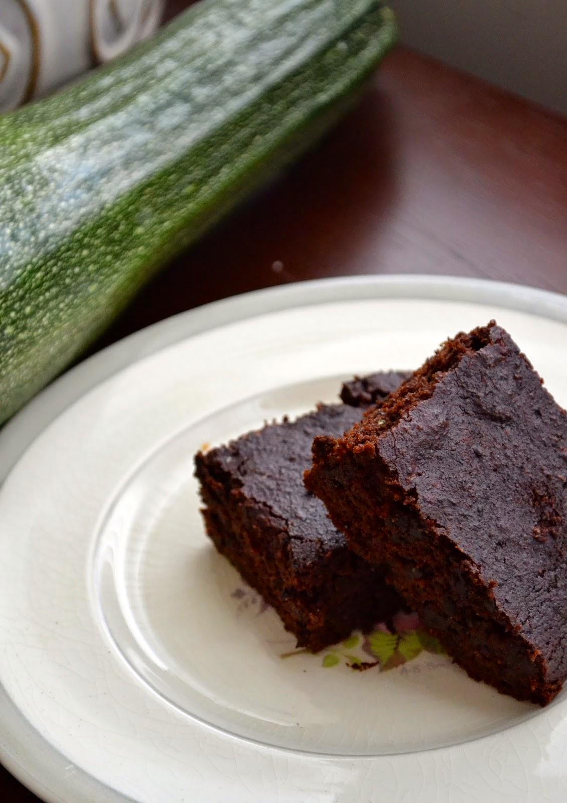 gluten free zucchini brownies elana's pantry