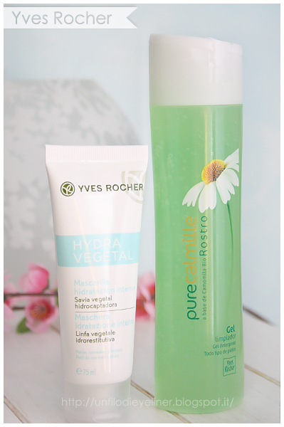 Review: Yves Rocher - Pure Calmille Detergente Viso