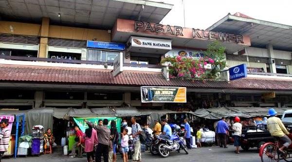 pasar klewer solo tempat wisata