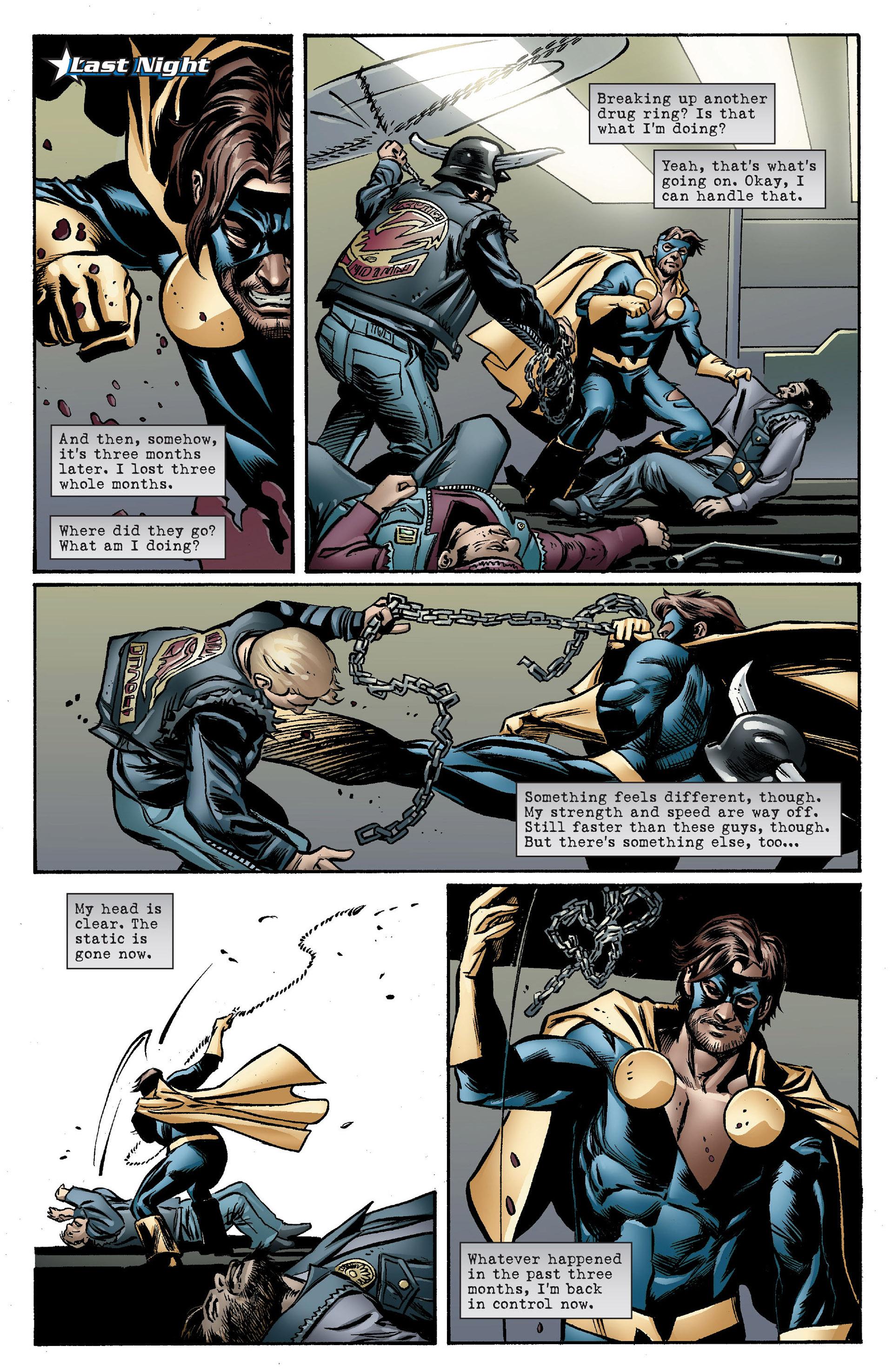 Captain America (2005) Issue #7 #7 - English 19