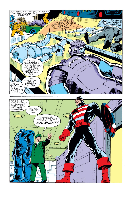 Captain America (1968) Issue #354 #286 - English 12