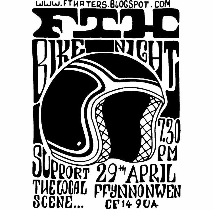 April Bike Night