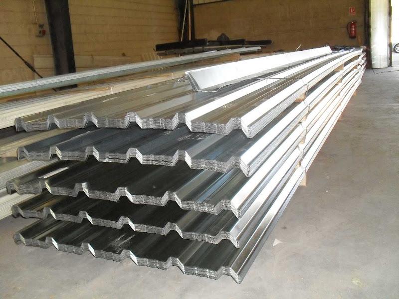 Instalamos y vendemos panel s ndwich cubierta tipo teja for Chapa imitacion teja sin aislamiento