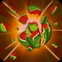 Fruit Smasher! Icon Logo