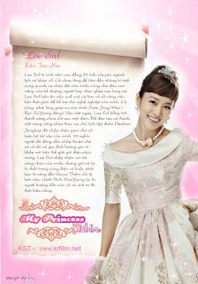 Xem Phim Nàng Công Chúa Của Tôi - My Princess Full