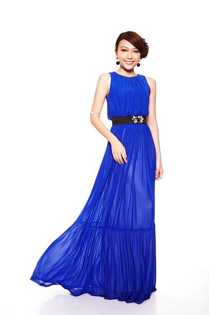 选美出身的Vivienne 温慧茵将担任《Astro国际华裔小姐竞选2015》的节目司仪