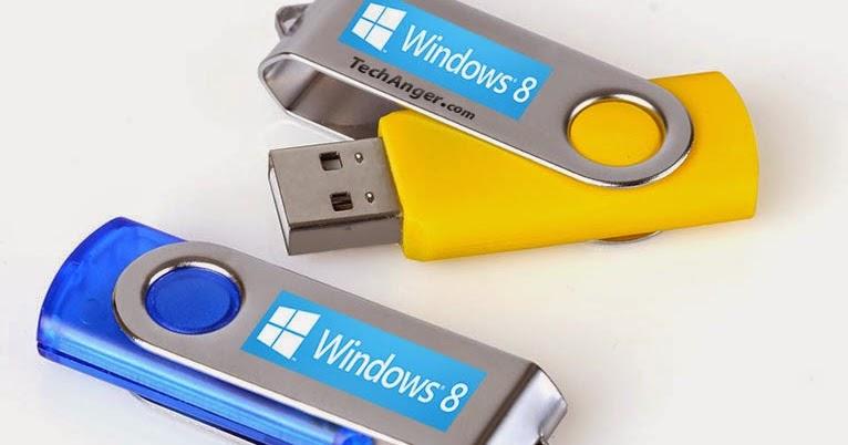 Cara Instal Ulang Windows melalui USB Flashdisk ~ Irwan Jeblogs