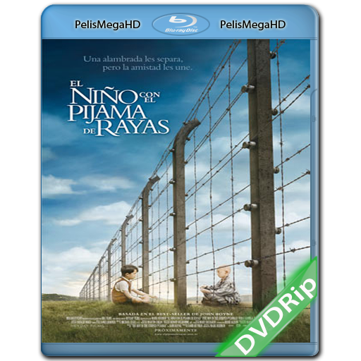 El Niño con el Pijama de Rayas (2009) DVDRip Español Latino