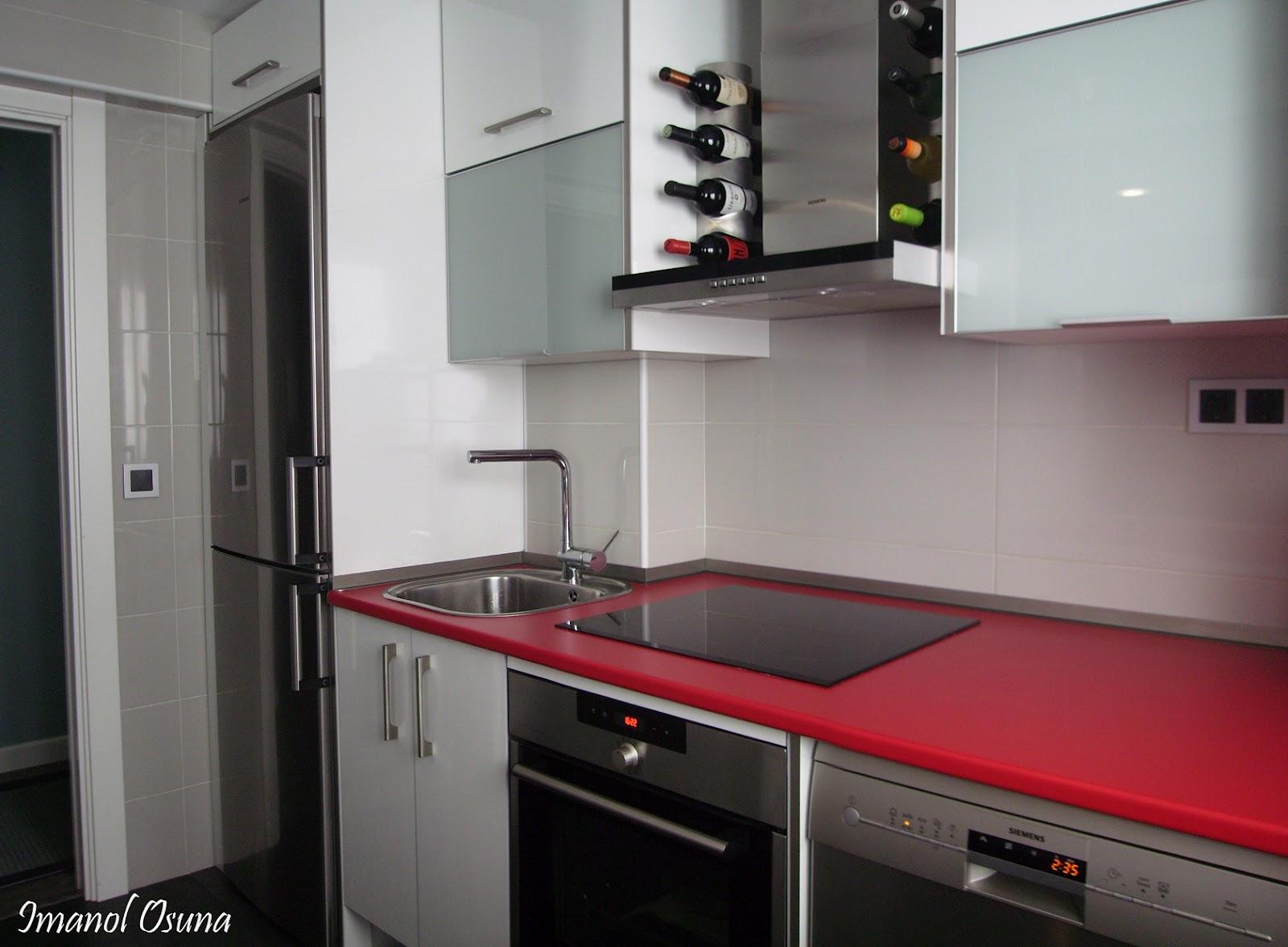 Imanol osuna septiembre 2012 for Cocinas en linea