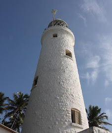 Phare de Beruwela (Sri Lanka)