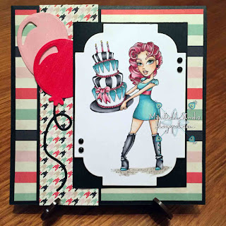 Sassy Studio Designs Birthday Cake Sassy