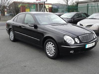Mercedes Benz New E 200 Kompressor