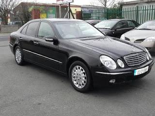 Mercedes Benz New E 200 Kompressor
