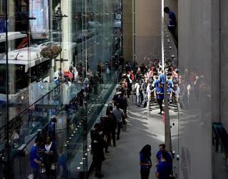 """Así funciona """"Recogida en una Apple Store"""", nuevo servicio en España"""