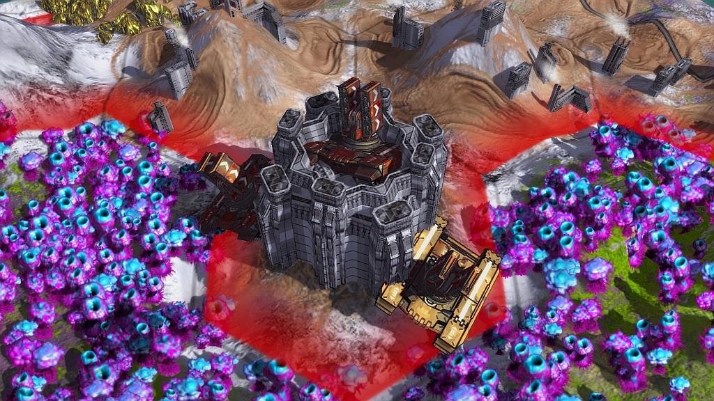 Pandora First Contact screenshots