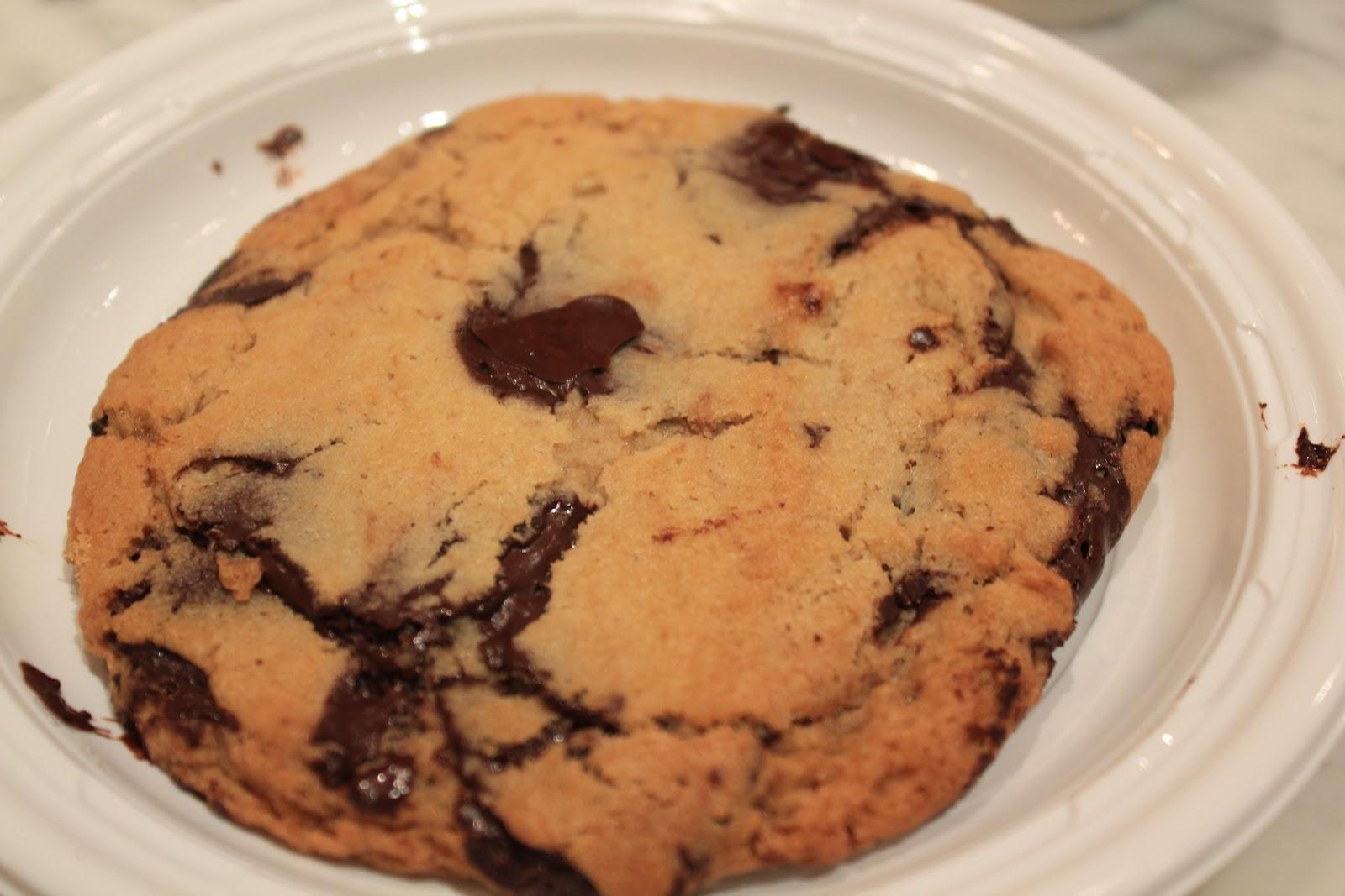 sakurambo kitchen: Jacques Torres' Chocolate Cookies & NYC