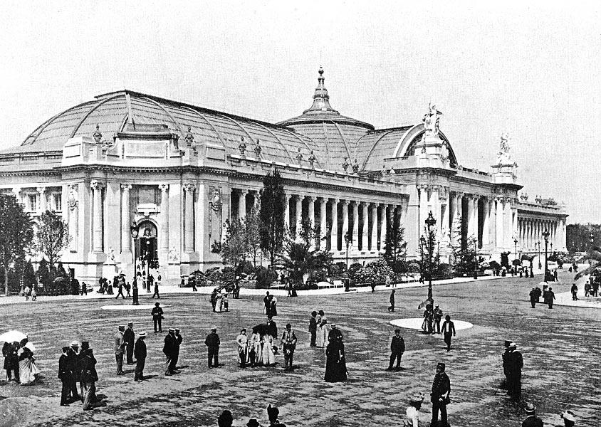 1900 l 39 exposition universelle paris unplugged - Exposition grand palais paris ...