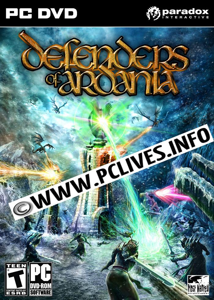 HD Games Full Download: Defenders of Ardania-SKIDROW 2012