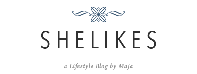SHELIKES - LIFESTYLEBLOG