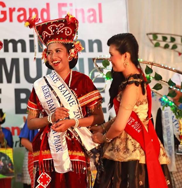 Ditha Keke Baine Mamuju Sulawesi Barat