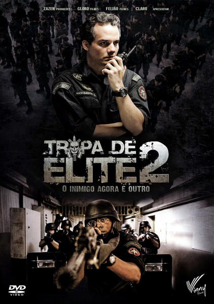 Tropa de Elite 2 – HD 720p