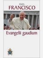 Exhortación Apóstolica del papa Francisco: La Alegría del Evangelio
