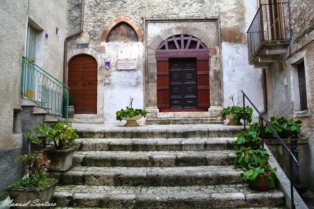 Chiesa di san Marcello, facciata.