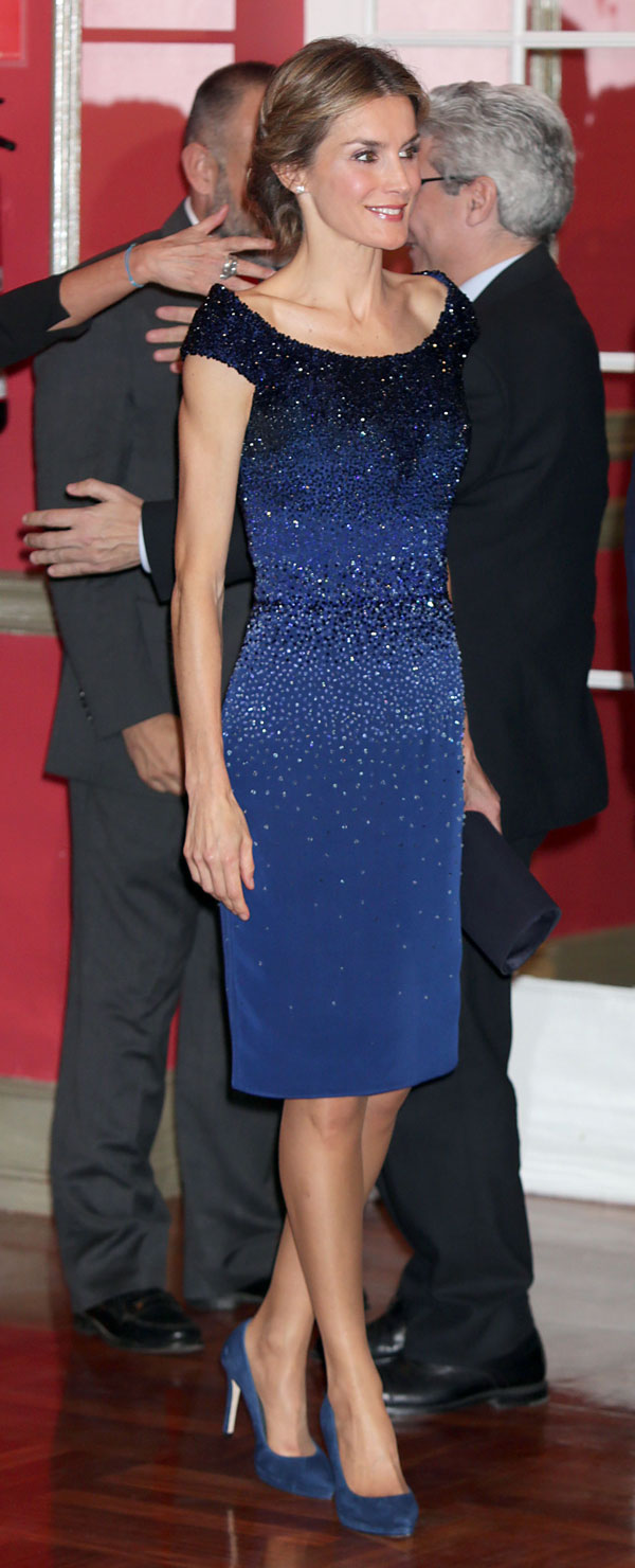 King Felipe & Queen Letizia - fashions