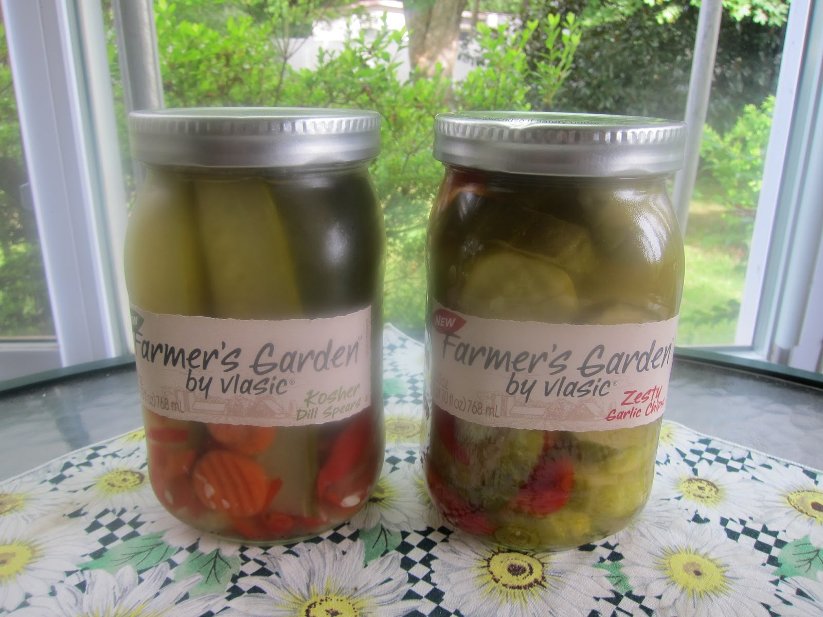 Barbecue Master Farmer 39 S Garden Vlasic Pickles When You Crave Home Canned Flavor