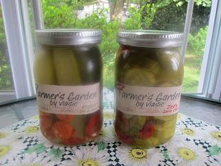 Barbecue Master Farmer 39 S Garden Vlasic Pickles When You