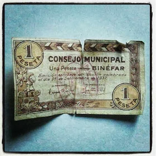 Moneda de Binéfar