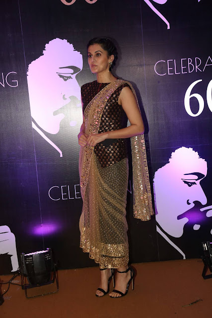 Taapsee Pannu Latest Photos At Chiranjeevi 60th Birthday Party