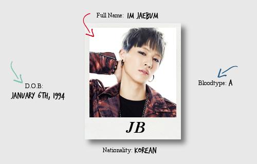 profil jb got7