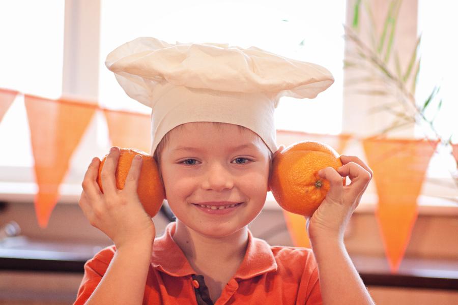 kokapoiss-apelsinidega