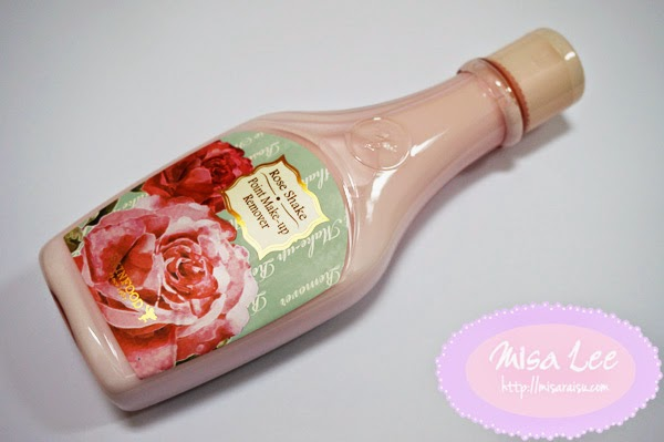 skinfood rose makeup remover review
