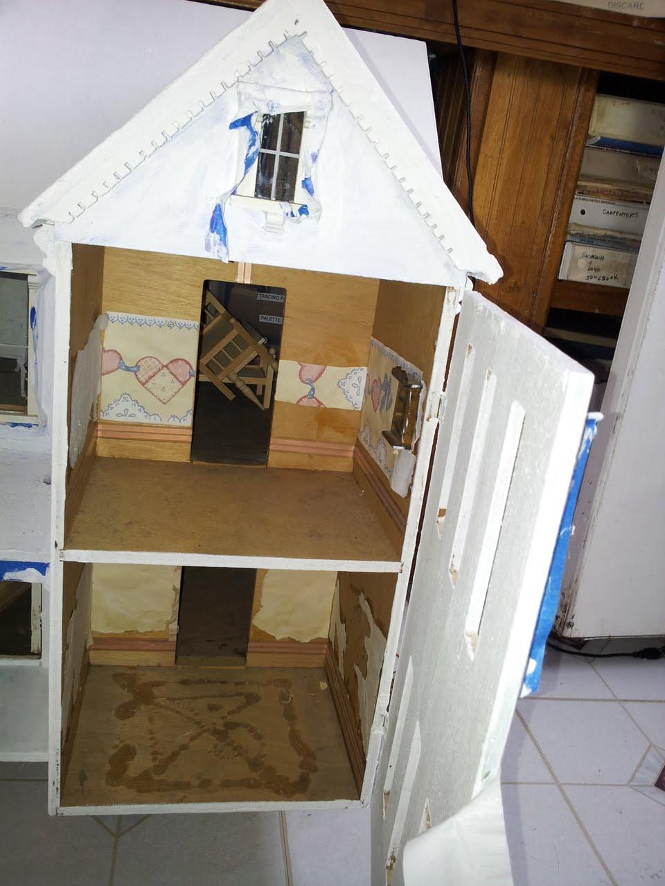 The Dollhouse Whisperer Dollhouse 3 The Woodstock House